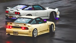MY FIRST TANDEM DRIFT COMPETITION