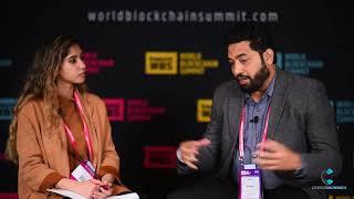 world-blockchain-summit-interview-with-krishna-raj-by-cryptoknowmics