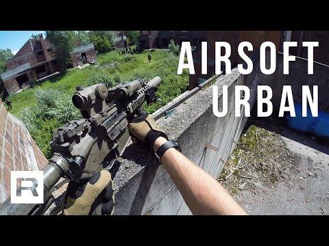 Partita Softair Urban Pt.2- Conquista della Base - Caorle (VE)