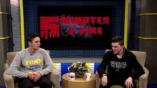 Five Minutes of Fire: Winter Recap, Spring Preview