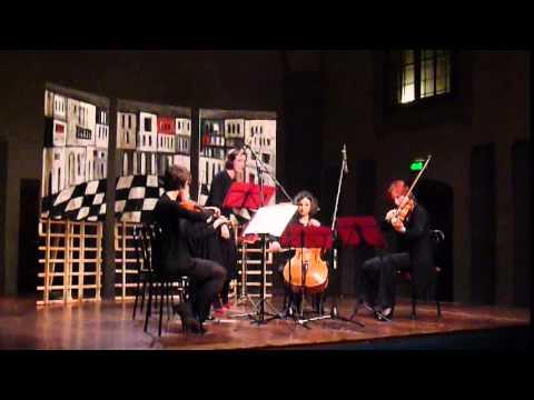 The Juliet Letters - Damnation's Cellar - (Elvis Costello, The Brodsky Quartet)