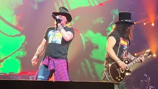 Guns and Roses Madagascar Nashville 2017