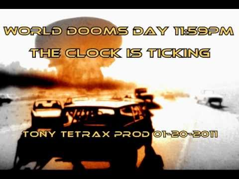 Tony Tetrax Beat Prod - World Dooms Day 11:59 pm 01-20-2012 v2.0
