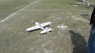 #Testing- my- #first -#JET -#crash in air##In #iit K#anpur ####