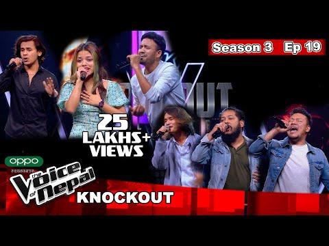 The Voice of Nepal Season 3 - 2021 - Episode 19 (Knockout)
