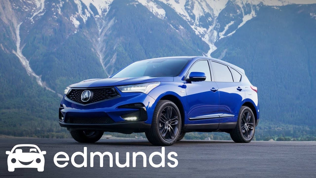 2019 Acura Rdx Pricing Features Ratings And Reviews Edmunds