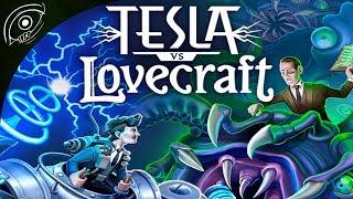 Let's Look At ▶ Tesla vs Lovecraft