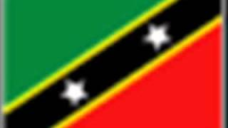 ST. KITTS & NEVIS - NATIONAL ANTHEM [With Lyrics]