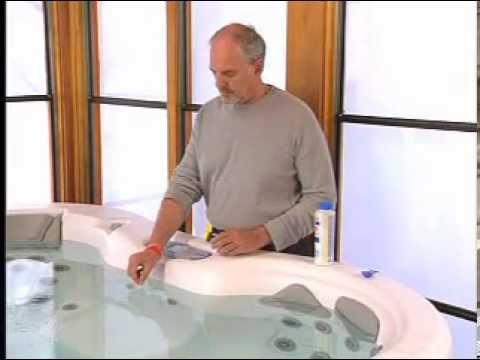 comment traiter eau spa