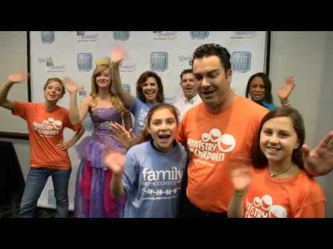 Bert's Big Adventure and Dentistry For Children & Family Orthodontics