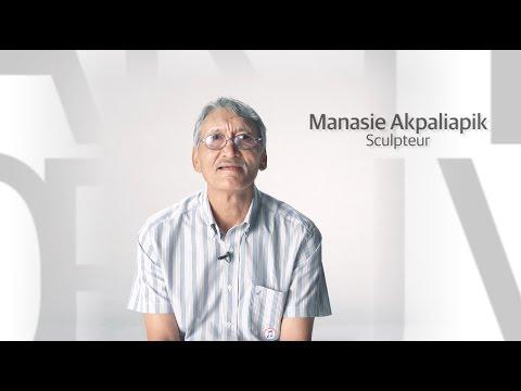 Un artiste, une œuvre | Manasie Akpaliapik