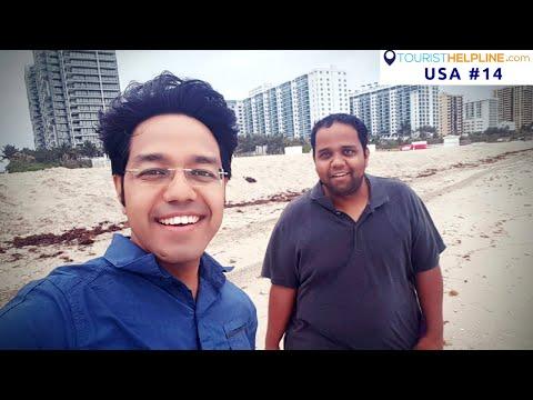 MIAMI, USA travel tricks | FREE STAY | Food 1$ | Unlimited Fun