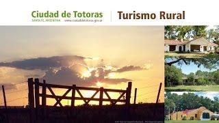 preview picture of video 'Turismo Rural en Totoras Santa fe - Argentina'