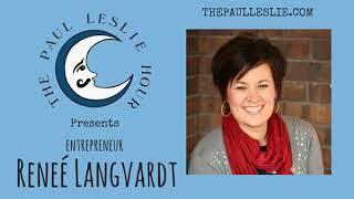 Java Junkies Coffee Shop Owner Renee Langvardt Interview on The Paul Leslie Hour