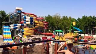 Аквапарк Фонтан в Шымкенте. Лучший аквапарк в городе, лучшие водные горки.Цены на вход и меню