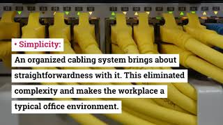 Why Structured Cabling is Important for Businesses?