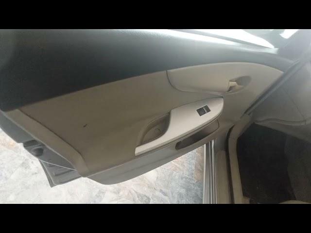 Toyota Corolla GLi 1.3 VVTi 2012 for Sale in Multan
