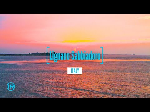 DJI Mavic Air 2 | Cinematic Drone Video | Lignano ITALY