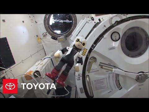 Kirobo – den första talande rymdroboten
