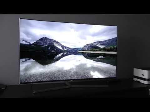 Samsung SUHD Smart TV KS9000 Seria 9 - recenzja