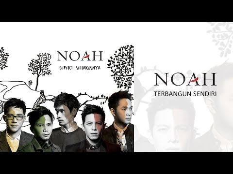 NOAH - Terbangun Sendiri (Official Audio)