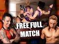 Intergender Match • Heidi Lovelace (Ruby Riot) vs Kobe Durst •FULL MATCH