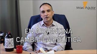 EN ARGENTINA CAMBIÓ LA POLÍTICA #EleccionesArgentina