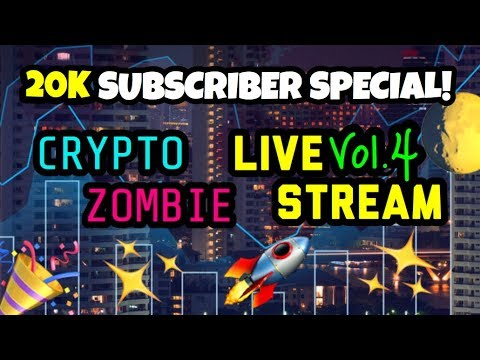 20K Subscriber Special LIVE Stream | Cryptocurrency Chat | $NEO Giveaway 🚀 $BTC $ICX $ONT $ELA $ACT