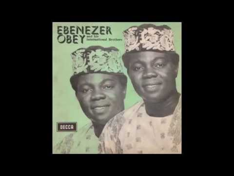 Ebenezer Obey   Immortal Songs for Travelers side one