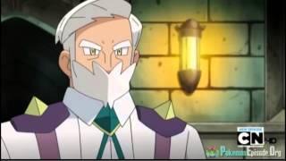 Drilbur  - (Pokémon) - Pokemon Iris Vs Drayden! Haxorus vs Excadrill! (Music)