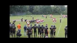 preview picture of video 'U19 Münster Blackhawks Football 014'