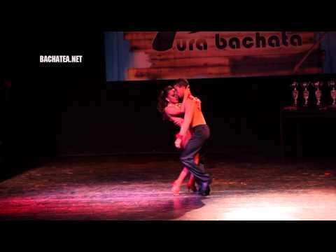 Pablo & Raquel  - Pura Bachata Mallorca - Spainbachatastars 2014-09-05