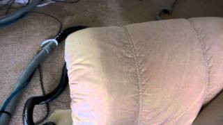 Buffalo upholstery