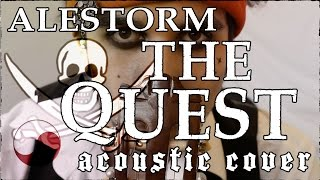 Oh wow Check out this cover of The Quest by the talented