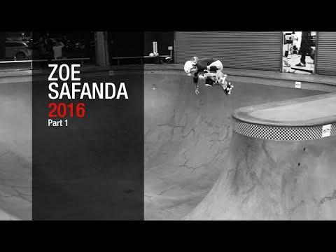 Zoe Safanda - 2016 Part 1