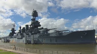 Battleship Texas facing funding emergency