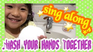 【Wash Your Hands】fight the COVID-19!finger play songs