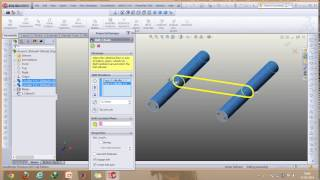 Belt Chain For Conveyor In Solidworks