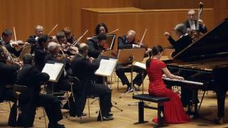 Frédéric Chopin: Piano Concerto No. 1 - Excerpts (Olga Scheps Live)