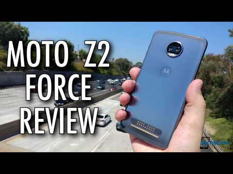 "Moto Z2 Force Review: The ""Incomplete"" Flagship Smartphone?"