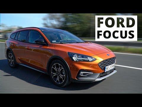 Ford Focus Active - dlaczego inni o tym nie pomyśleli?