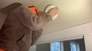 How To Install A Surface LED Downlight