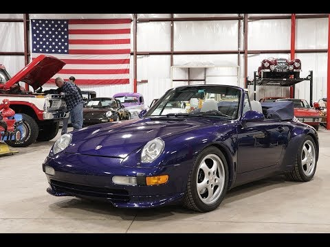 Video of 1996 911 - OFOC