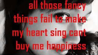 ANGGUN - buy me happiness (lyric)