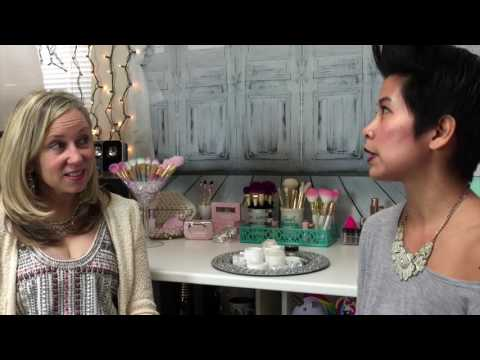 Video #4 Swirl & Sparkle Interview with Mari Lang