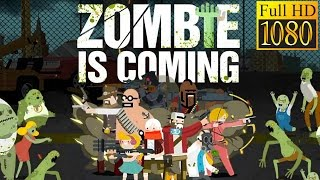 Zombie Is Coming Game Review 1080P Official Yema Role Playing 2016