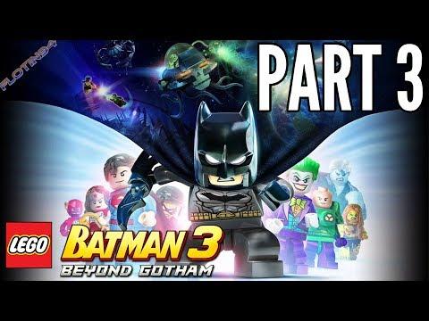 LEGO Batman 3 - Beyond Gotham #3 | MARTIAN