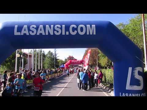 Paso de la 1a Vuelta 10km
