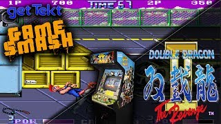 Double Dragon II: The Revenge Arcade: gameSmash Retro Gameplay