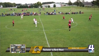 Rochester Boys Soccer vs  North Miami